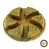 Шлифовальный металлизированный круг d 80 mm x 10 mm. Номер 400