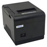 Термопринтер, POS, чековый принтер XP-Q200 80мм. Автообрезка