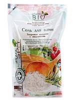 Соль для ванн Pharma BIO LABORATORY здоровое дыхание с эвкалиптом 500 г