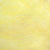 Бумага упаковочная жатая Gold светло-желтая