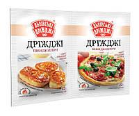 Дрожжи Львовские сухие 12гр (60шт упаковка)