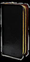 Мужской клатч Devis черного цвета JJK-980054