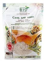 Соль для ванн Pharma BIO LABORATORY хвойный сбор: сосна, кедр, кипарис 500 г
