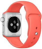 Ремешок для Apple Watch 38mm Sport Band Red