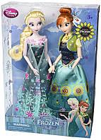 Набор Кукол Анна и Эльза Холодное Сердце Фроузен (Disney Frozen Fever Anna and Elsa Dolls Summer)