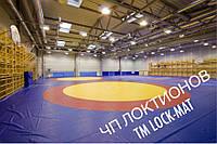 Ковер для борьбы TM Lock-Mat 12,5 Х 12,5 под планку, доставка по Украине