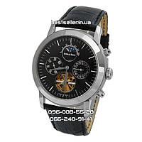 Часы Audemars Piguet Royal Oak Offshore Tourbillon black/silver/black. Класс: ААА.
