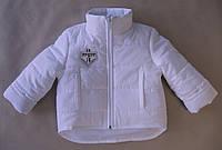 Куртка детская осень-весна