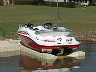 Порты для катеров и лодок EZ Dock (США)