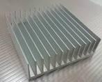Алюминиевый профиль,радиаторный профиль 42х26 мм БПО 1905 доставка порезка