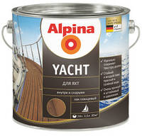 Лак Специальный для яхт Alpina Yacht