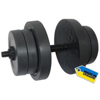 Гантель складальна Newt Rock 20 кг (NE-K-400-020)