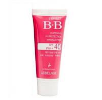 ББ крем с защитой от УФ излучения Lebelage 3 EFFECT BB CREAM SPF40 PA++ 30мл, фото 1