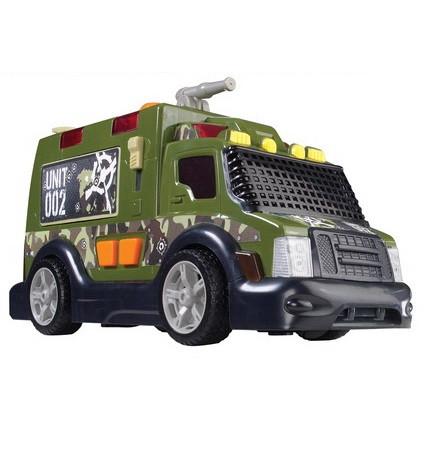 Интерактивный военный автомобиль, стреляет водой, свет, звук , 3308364, Dickie