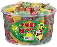 Конфеты Бриксы Харибо BRIXX Haribo 1000гр.150 шт.