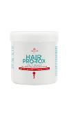 Маска PRO-TOX для сухих и поврежденных волос 500 мл