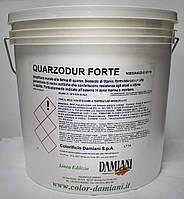 Водоразбавляемая акриловая кварцевая интерьерная и фасадная краска QUARZODUR FORTE