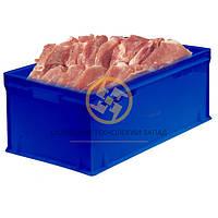 Пластиковые ящики для мяса, фарша, рыбы, колбасных изделий