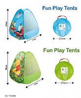 Палатка детская Домик в сумке