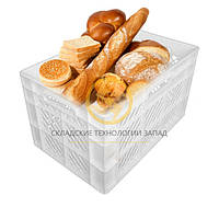 Пластиковые ящики для хлеба и кондитерских изделий