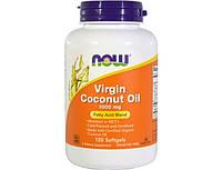 Virgin Coconut Oil 1000 mg 120 softgels
