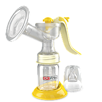 Молокоотсос 2-стадийный механический dr.frei GM 20