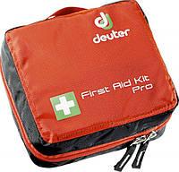 Туристическая аптечка DEUTER First Aid Kit Pro 4943216 9002 пустая цвет papaya красный