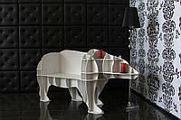 Декоративная полка Медведь-Лавочка