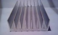 Алюминиевый профиль,радиаторный профиль 244х26 мм W 5028  доставка порезка