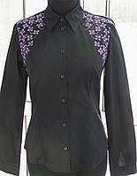 Вышитая рубашка женская