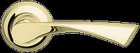 Ручка на раздельной розе Corona LD23-1GP/SG-5 золото/матовое золото Armadillo (Китай)