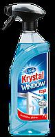 Моющее средство для мытья окон 750 мл KRYSTAL