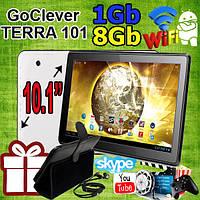 Планшет 10,1 дюйм GoClever Terra 101 1GB/8GB TFT LCD HDMI+ ПОДАРКИ