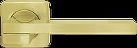 Ручка на раздельной розе Sena SQ002-21SG-1 матовое золото Armadillo (Китай)