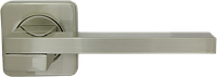 Ручка на раздельной розе Sena SQ002-21SN-3 матовый никель Armadillo (Китай)