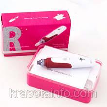Дермаштамп MYM со встроенным акумулятором, дермаштамп профессиональный с гарантией + 3 насадки в подарок