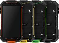 """Смартфон Geotel A1, 2sim, 3400mAh, экран 4.5""""IPS, 8/2Мп, 1/8Gb, GPS, 3G, 4 ядра, IP67, Android 7.0 , фото 1"""