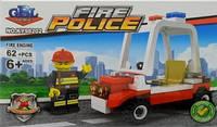 Конструктор Brick Пожарная полиция