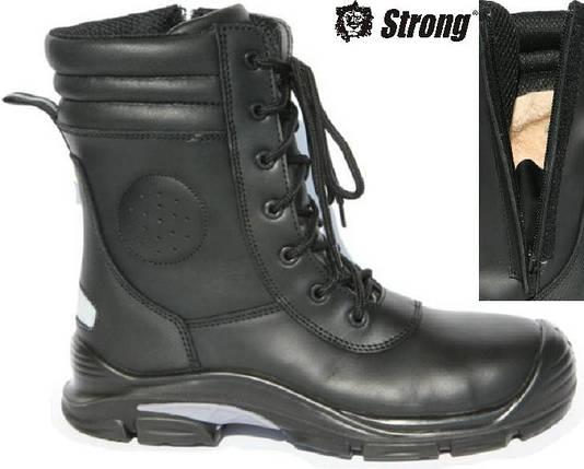 Ботинки утепленные SSVL225 ARGO, фото 2