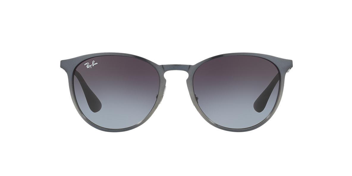 Сонцезахисні окуляри Ray-Ban ERIKA METAL GRADIENT COLLECTION GREY / GREY RB3539