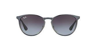 Солнцезащитные очки Ray-Ban ERIKA METAL  GRADIENT COLLECTION GREY / GREY RB3539