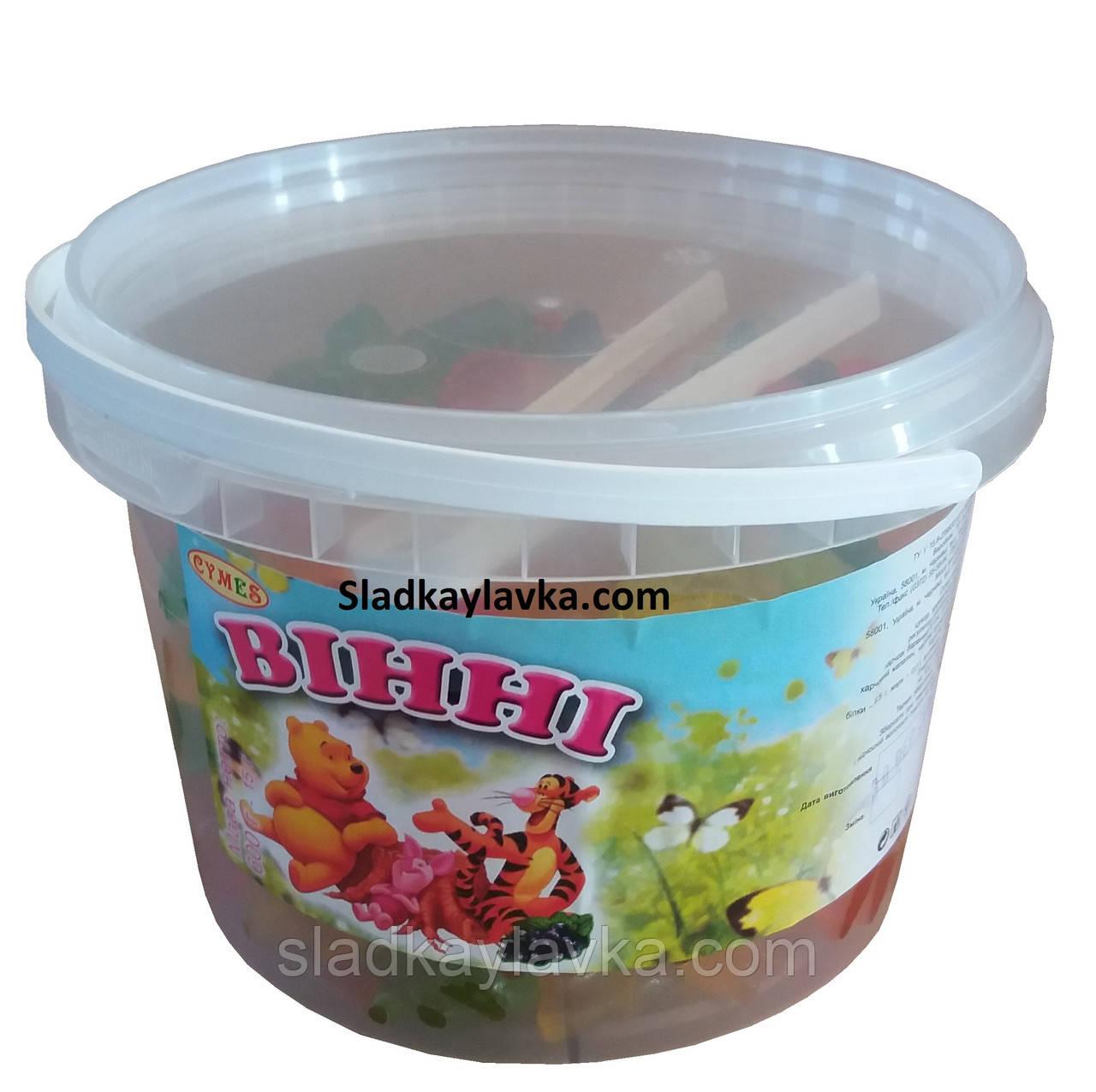 Желейная конфета Винни 500гр (Cymes)