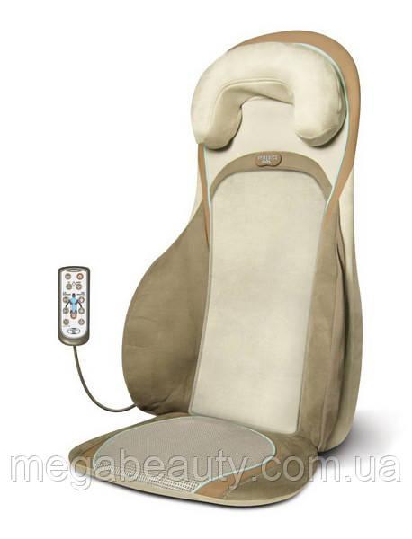 Массажная накидка (массажер шиацу для спины) Gel Shiatsu 3 в 1 от HoMedics