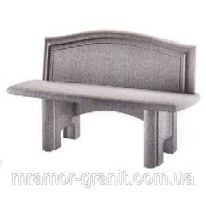 Скамья из мрамора СЛЛМ - 84