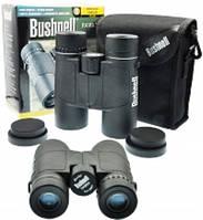 Качественная оптика, бинокль bushnell 10x42, для охоты, путешествий,