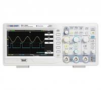 SIGLENT SDS1052DL+ Цифровой осциллограф, двухканальный цифровой осциллограф с полосой пропускания 50 МГц