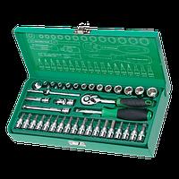 Pro'sKit набор торцевых бит и головок с держателем (SK-23801M)