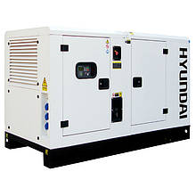 Электростанция Hyundai DHY 45KSEM+ATS