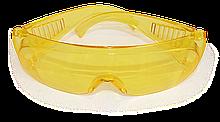 Окуляри захисні жовті