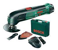 Многофункциональный резак (реноватор) аккум. Bosch PMF 10,8 LI